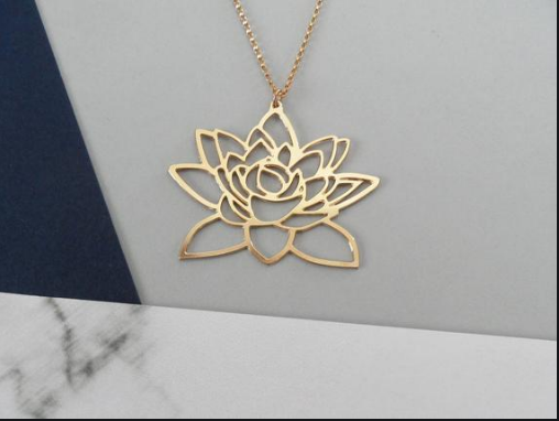 Lotus jewelry And Exceptional Beauty Which Will Steal Your Attention…